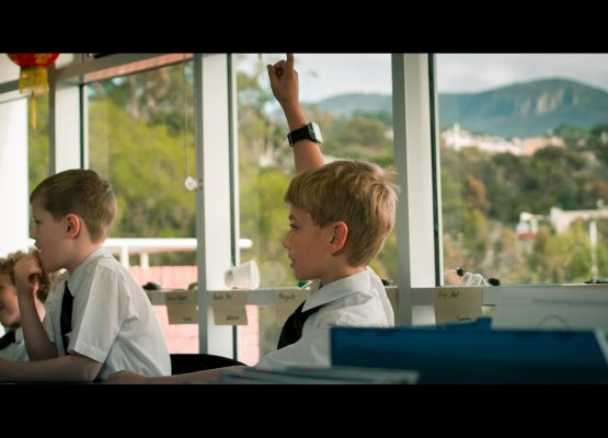 The Hutchins School approached Ashton and Peek to create a comprehensive snap shot of school life for their 2018 online campaign. Daniel wrote and co-directed while Angus shot and edited the project. The narration was recorded in house and voiced by Hutchins students.