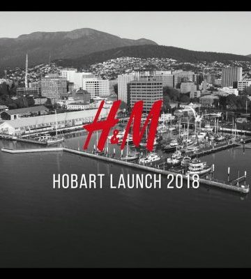 H&M asked Ashton and Peek to capture the 2018 launch of their Hobart store. With a day to shoot, and a day to edit, Daniel created a launch video that captured billboards, busbacks and the 1000 plus crowd who queued up to catch a glimpse of H&M's first ever Tasmanian store.