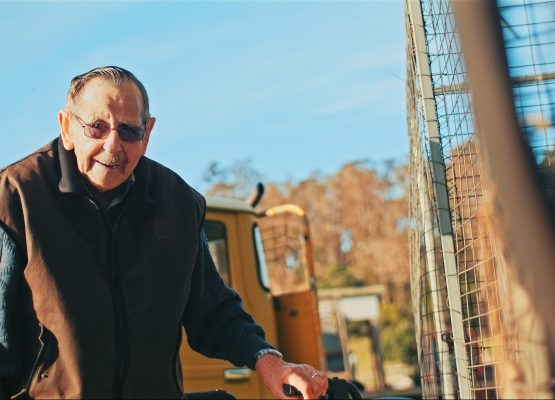 Collaborating with Before Creative, Ashton and Peek produced a series of TVC's and web promos for aged care provider, Masonic Care Tasmania. Daniel wrote, directed and shot with copy from Before Creative. Gaffer Marcus Knott lit the project over a 4 day shoot in and round Deloraine.